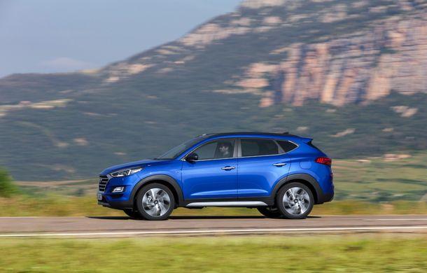 Hyundai Tucson facelift, disponibil și în România: start de la 22.300 de euro. Promoție de lansare de la 17.300 de euro - Poza 8