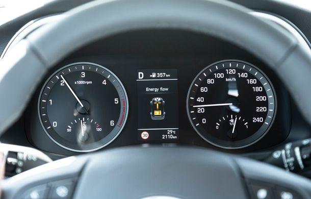Hyundai Tucson facelift, disponibil și în România: start de la 22.300 de euro. Promoție de lansare de la 17.300 de euro - Poza 19