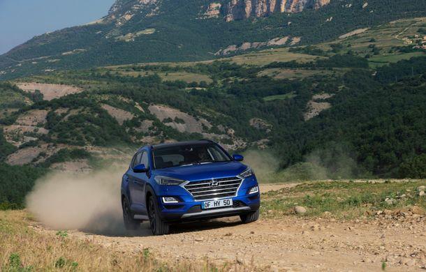 Hyundai Tucson facelift, disponibil și în România: start de la 22.300 de euro. Promoție de lansare de la 17.300 de euro - Poza 9