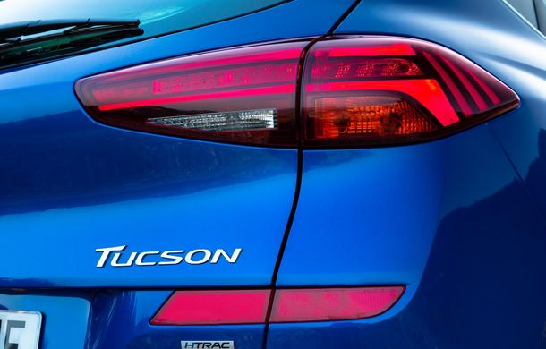 Hyundai Tucson facelift, disponibil și în România: start de la 22.300 de euro. Promoție de lansare de la 17.300 de euro - Poza 12