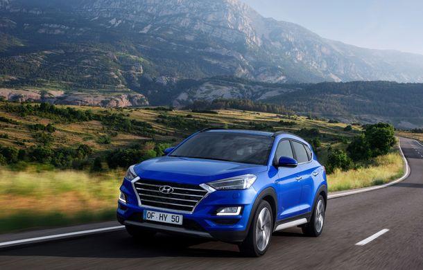 Hyundai Tucson facelift, disponibil și în România: start de la 22.300 de euro. Promoție de lansare de la 17.300 de euro - Poza 5
