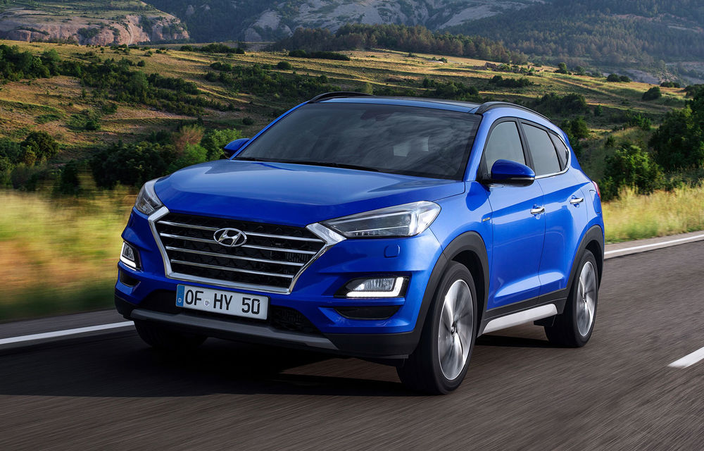 Hyundai Tucson facelift, disponibil și în România: start de la 22.300 de euro. Promoție de lansare de la 17.300 de euro - Poza 1