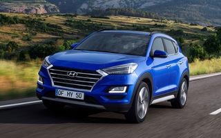 Hyundai Tucson facelift, disponibil și în România: start de la 22.300 de euro. Promoție de lansare de la 17.300 de euro