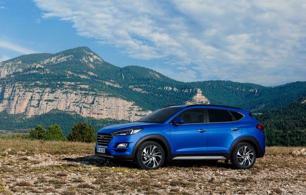 Hyundai Tucson facelift, disponibil și în România: start de la 22.300 de euro. Promoție de lansare de la 17.300 de euro - Poza 11
