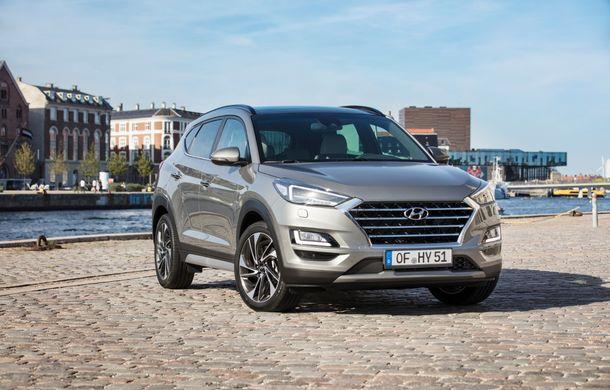 Hyundai Tucson facelift, disponibil și în România: start de la 22.300 de euro. Promoție de lansare de la 17.300 de euro - Poza 2