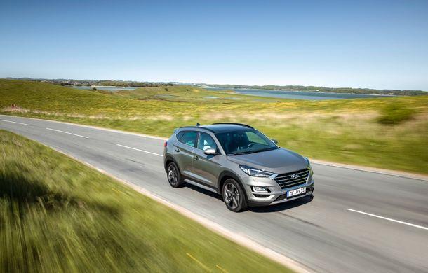 Hyundai Tucson facelift, disponibil și în România: start de la 22.300 de euro. Promoție de lansare de la 17.300 de euro - Poza 3
