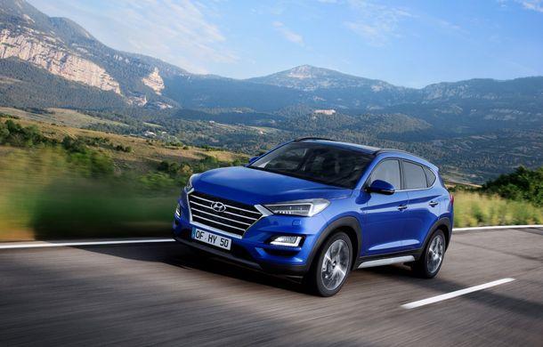 Hyundai Tucson facelift, disponibil și în România: start de la 22.300 de euro. Promoție de lansare de la 17.300 de euro - Poza 7
