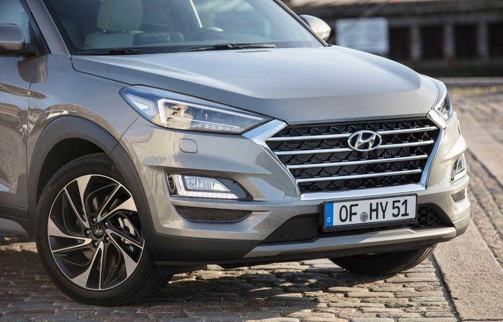 Hyundai Tucson facelift, disponibil și în România: start de la 22.300 de euro. Promoție de lansare de la 17.300 de euro - Poza 14