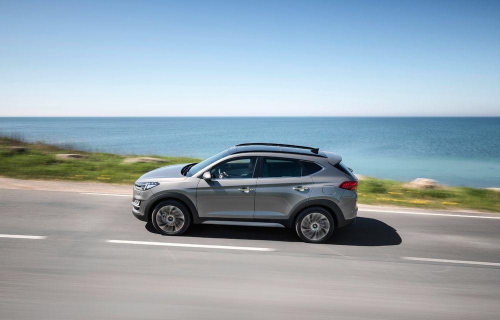 Hyundai Tucson facelift, disponibil și în România: start de la 22.300 de euro. Promoție de lansare de la 17.300 de euro - Poza 4