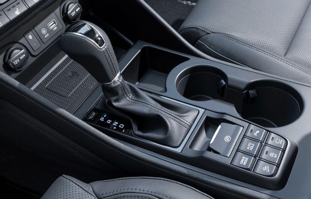 Hyundai Tucson facelift, disponibil și în România: start de la 22.300 de euro. Promoție de lansare de la 17.300 de euro - Poza 18