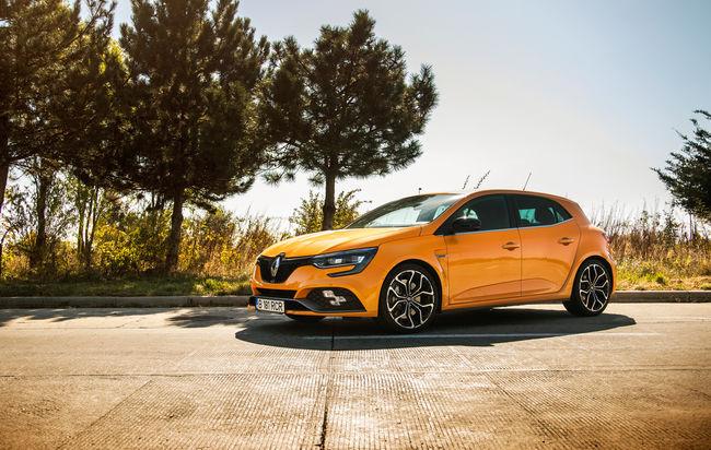 Test drive Renault Megane