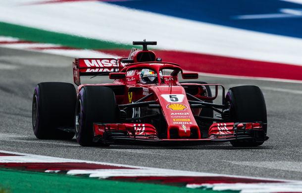 """Vettel admite că are o parte de vină pentru ratarea titlului: """"Nu am nicio problemă să-mi asum greșelile"""" - Poza 1"""