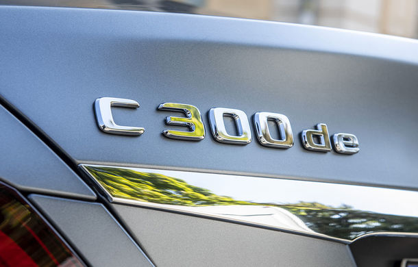 O nouă șansă pentru tehnologia diesel? Prim contact cu hibrizii plug-in diesel-electric care își fac loc în gama Mercedes-Benz Clasa C și Clasa E - Poza 4