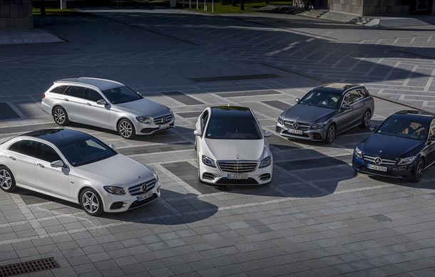 O nouă șansă pentru tehnologia diesel? Prim contact cu hibrizii plug-in diesel-electric care își fac loc în gama Mercedes-Benz Clasa C și Clasa E - Poza 3