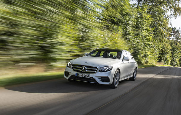 O nouă șansă pentru tehnologia diesel? Prim contact cu hibrizii plug-in diesel-electric care își fac loc în gama Mercedes-Benz Clasa C și Clasa E - Poza 21