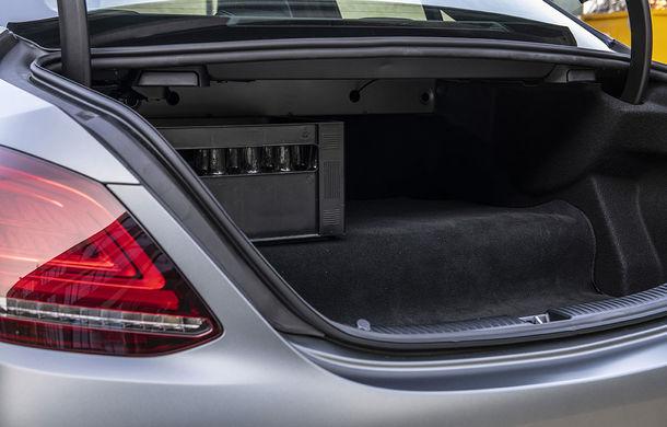 O nouă șansă pentru tehnologia diesel? Prim contact cu hibrizii plug-in diesel-electric care își fac loc în gama Mercedes-Benz Clasa C și Clasa E - Poza 10