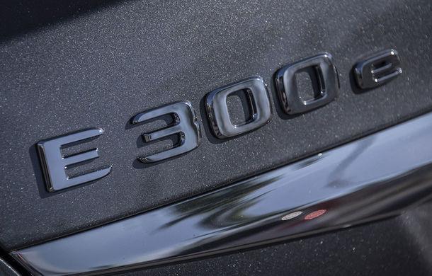 O nouă șansă pentru tehnologia diesel? Prim contact cu hibrizii plug-in diesel-electric care își fac loc în gama Mercedes-Benz Clasa C și Clasa E - Poza 12