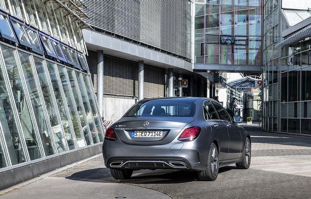 O nouă șansă pentru tehnologia diesel? Prim contact cu hibrizii plug-in diesel-electric care își fac loc în gama Mercedes-Benz Clasa C și Clasa E - Poza 7