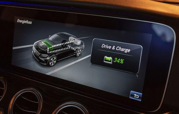 O nouă șansă pentru tehnologia diesel? Prim contact cu hibrizii plug-in diesel-electric care își fac loc în gama Mercedes-Benz Clasa C și Clasa E - Poza 18
