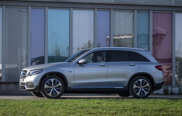 O nouă șansă pentru tehnologia diesel? Prim contact cu hibrizii plug-in diesel-electric care își fac loc în gama Mercedes-Benz Clasa C și Clasa E - Poza 32