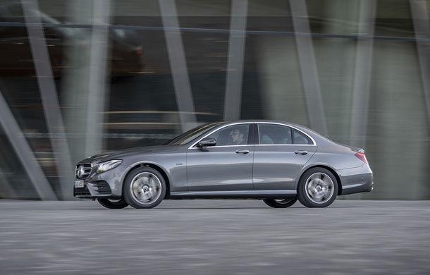 O nouă șansă pentru tehnologia diesel? Prim contact cu hibrizii plug-in diesel-electric care își fac loc în gama Mercedes-Benz Clasa C și Clasa E - Poza 15