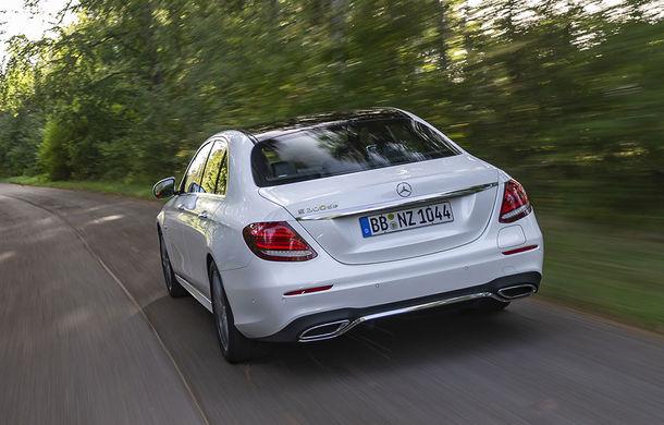 O nouă șansă pentru tehnologia diesel? Prim contact cu hibrizii plug-in diesel-electric care își fac loc în gama Mercedes-Benz Clasa C și Clasa E - Poza 22