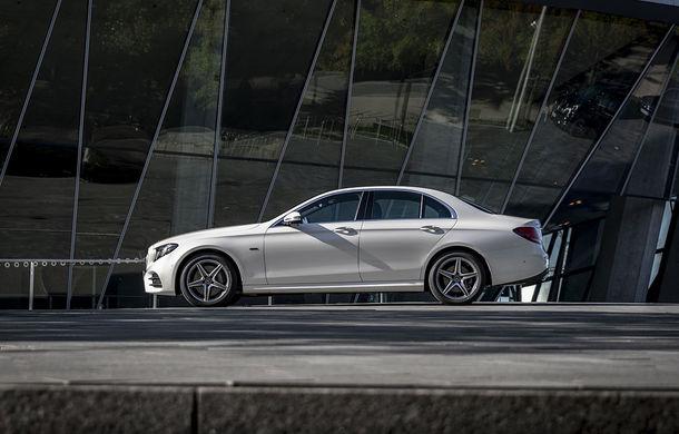 O nouă șansă pentru tehnologia diesel? Prim contact cu hibrizii plug-in diesel-electric care își fac loc în gama Mercedes-Benz Clasa C și Clasa E - Poza 23