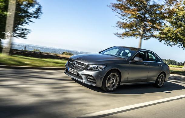 O nouă șansă pentru tehnologia diesel? Prim contact cu hibrizii plug-in diesel-electric care își fac loc în gama Mercedes-Benz Clasa C și Clasa E - Poza 5