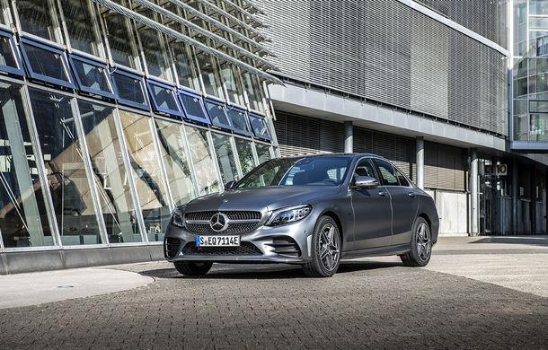 O nouă șansă pentru tehnologia diesel? Prim contact cu hibrizii plug-in diesel-electric care își fac loc în gama Mercedes-Benz Clasa C și Clasa E - Poza 6