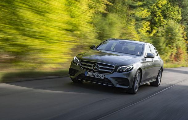 O nouă șansă pentru tehnologia diesel? Prim contact cu hibrizii plug-in diesel-electric care își fac loc în gama Mercedes-Benz Clasa C și Clasa E - Poza 13