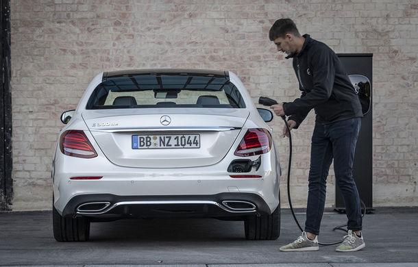 O nouă șansă pentru tehnologia diesel? Prim contact cu hibrizii plug-in diesel-electric care își fac loc în gama Mercedes-Benz Clasa C și Clasa E - Poza 25