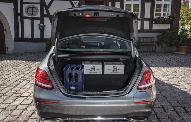 O nouă șansă pentru tehnologia diesel? Prim contact cu hibrizii plug-in diesel-electric care își fac loc în gama Mercedes-Benz Clasa C și Clasa E - Poza 16