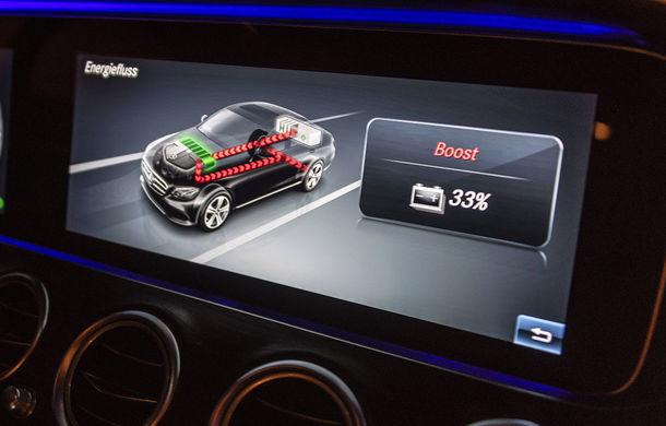 O nouă șansă pentru tehnologia diesel? Prim contact cu hibrizii plug-in diesel-electric care își fac loc în gama Mercedes-Benz Clasa C și Clasa E - Poza 19