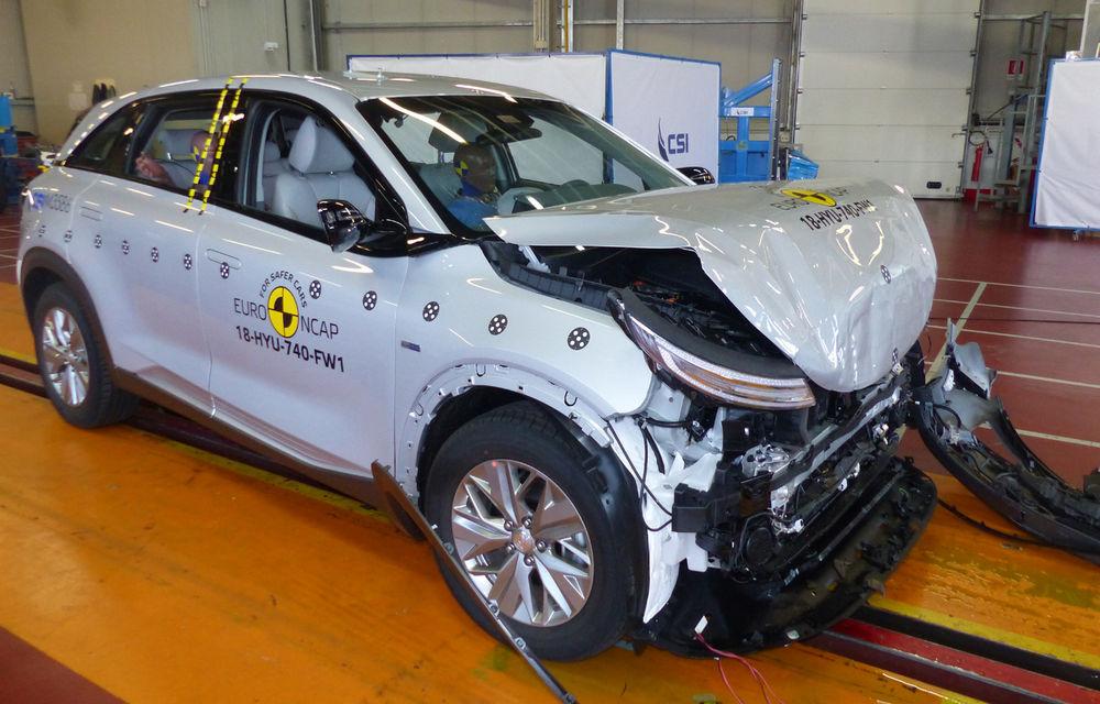 Noi rezultate Euro NCAP: Mercedes-Benz Clasa A, Mazda 6, Lexus ES și Hyundai Nexo au primit câte 5 stele - Poza 11