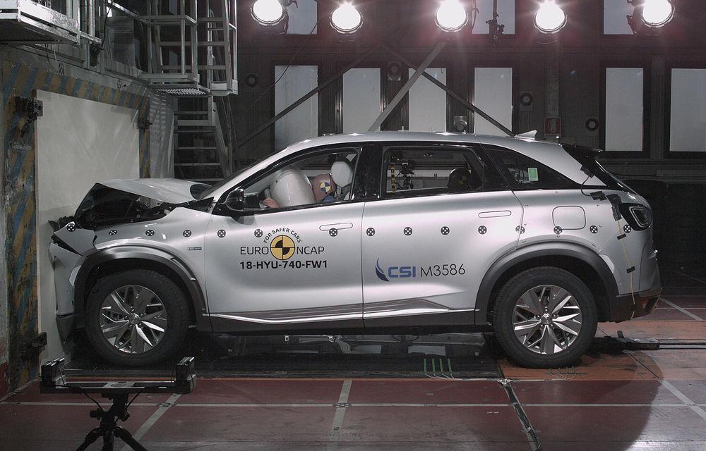 Noi rezultate Euro NCAP: Mercedes-Benz Clasa A, Mazda 6, Lexus ES și Hyundai Nexo au primit câte 5 stele - Poza 12