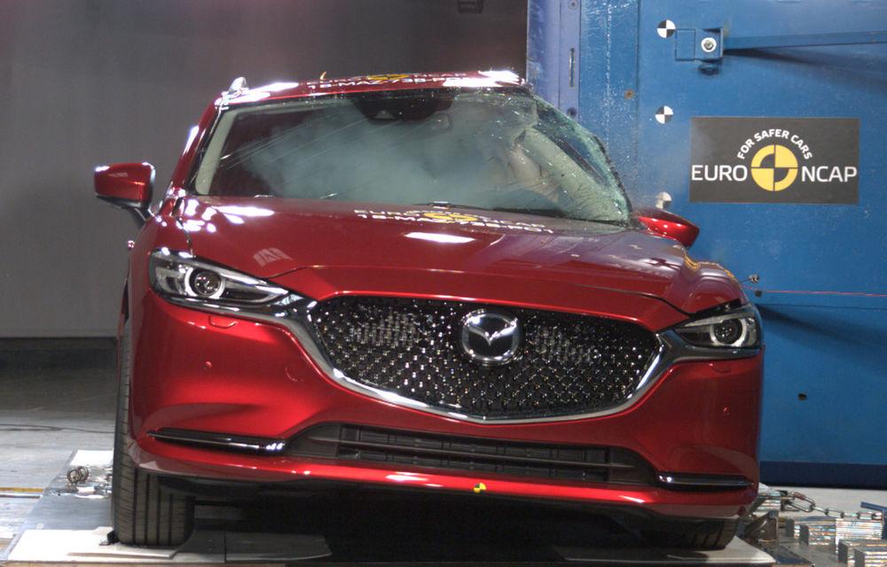 Noi rezultate Euro NCAP: Mercedes-Benz Clasa A, Mazda 6, Lexus ES și Hyundai Nexo au primit câte 5 stele - Poza 5