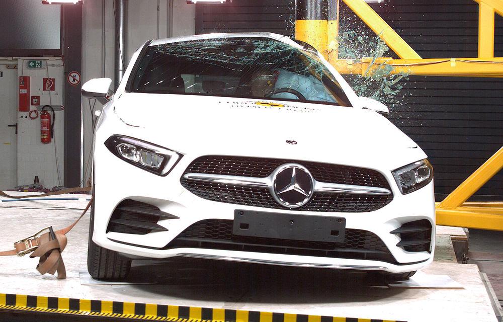 Noi rezultate Euro NCAP: Mercedes-Benz Clasa A, Mazda 6, Lexus ES și Hyundai Nexo au primit câte 5 stele - Poza 3