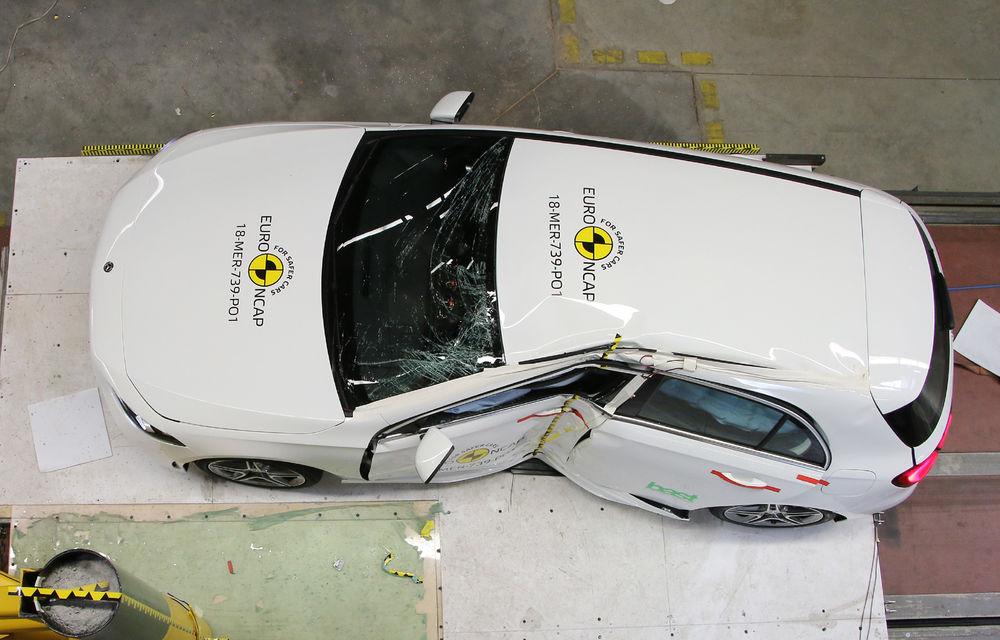 Noi rezultate Euro NCAP: Mercedes-Benz Clasa A, Mazda 6, Lexus ES și Hyundai Nexo au primit câte 5 stele - Poza 2