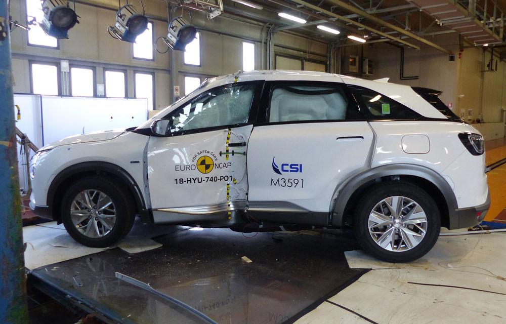 Noi rezultate Euro NCAP: Mercedes-Benz Clasa A, Mazda 6, Lexus ES și Hyundai Nexo au primit câte 5 stele - Poza 10