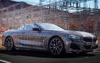BMW Seria 8 Convertible debutează la Los Angeles: modelul producătorului german va fi prezentat la finalul lunii noiembrie