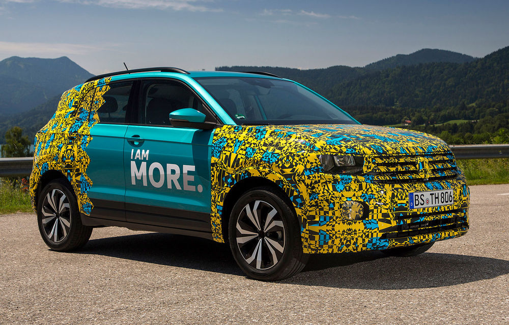 """Estimări Volkswagen: """"SUV-urile vor reprezenta 50% din vânzările noastre anuale până în 2025"""" - Poza 1"""