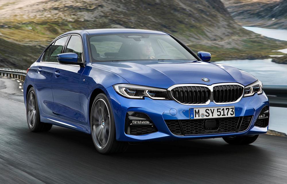 Noua generație BMW Seria 3 are prețuri pentru România: start de la 39.000 de euro - Poza 1