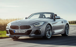Noua generație BMW Z4 are prețuri pentru România: roadsterul bavarez pleacă de la 46.800 de euro