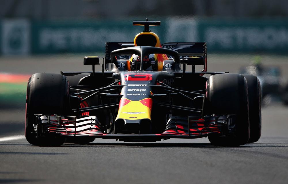 Ricciardo, pole position în Mexic după ce l-a învins pe Verstappen cu 0.026 secunde! Hamilton și Vettel, pe linia a doua a grilei de start - Poza 1