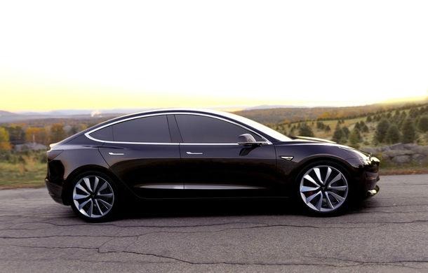 Noi probleme pentru Tesla: constructorul american, investigat de FBI pentru raportări false despre producția lui Model 3 - Poza 1