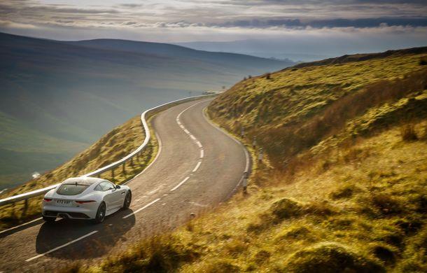 Jaguar XK 120 împlinește 70 de ani de la debut: britanicii sărbătoresc momentul prin lansarea ediției F-Type Chequered Flag - Poza 10