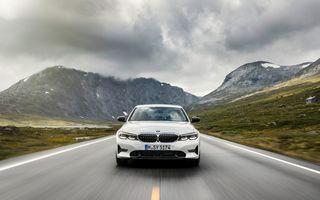 Versiunea break a lui BMW Seria 3 debutează în 2019: nemții ar putea veni și cu o variantă M3 Touring