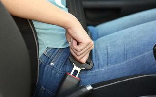 Comportamentul românilor în trafic: 13% dintre șoferi nu poartă centura de siguranță, iar 9% au condus după ce au consumat alcool
