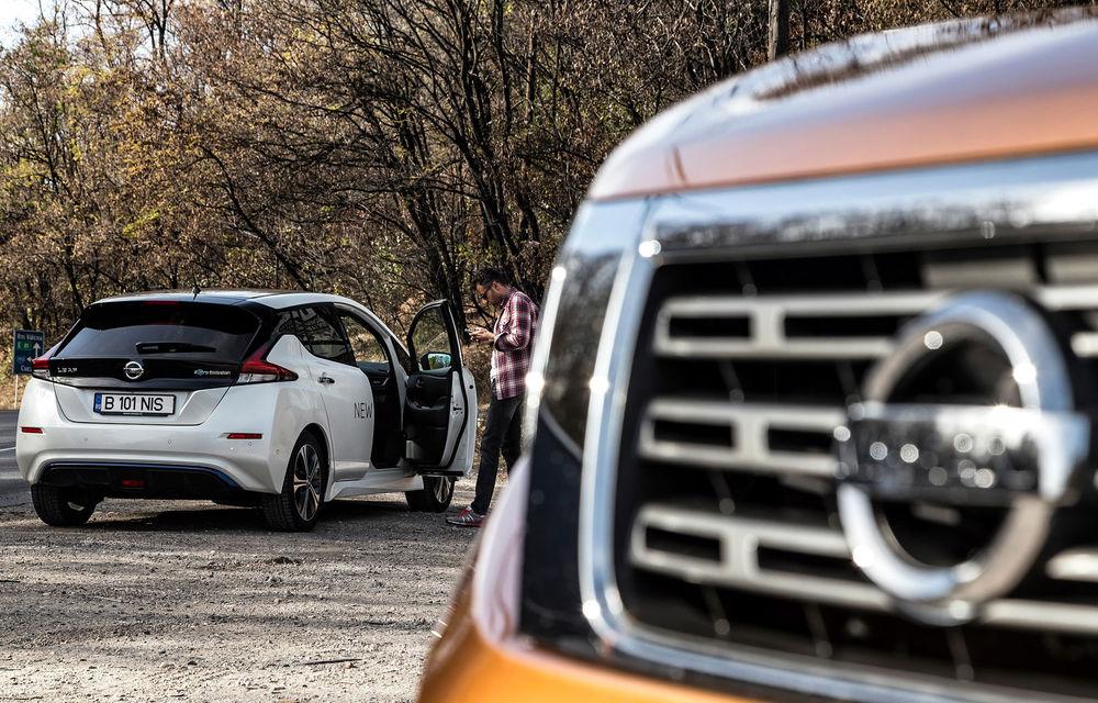 #ElectricChallenge: Nissan Leaf a parcurs București-Sibiu cu un singur plin al bateriei - Poza 13