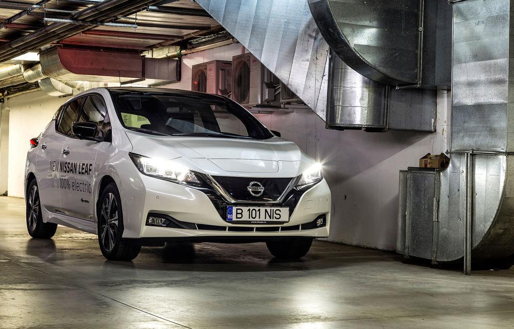 #ElectricChallenge: Nissan Leaf a parcurs București-Sibiu cu un singur plin al bateriei - Poza 3